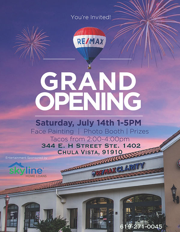 Remax Clarity Grand Opening